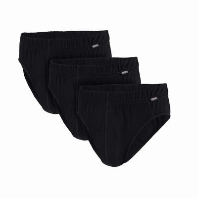 """Onderbroek """" Adamo""""  Zwart"""