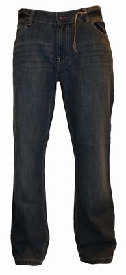"Colorado / Oklahoma jeans  "" Lake ""  Dirty wash used"
