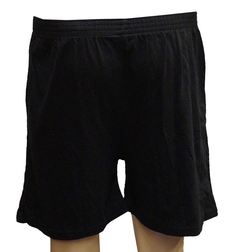 """Boxershort 2 stuks """" Adamo """"   1 Zwart, 1 figuur"""