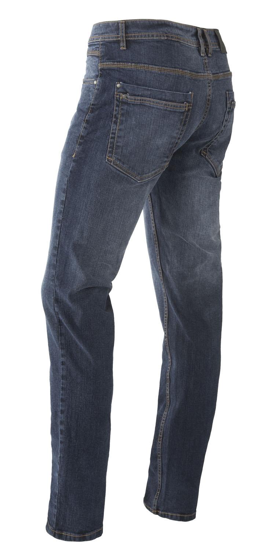 """Brams Paris stretch jeans  """" Daan """"  Dark used"""