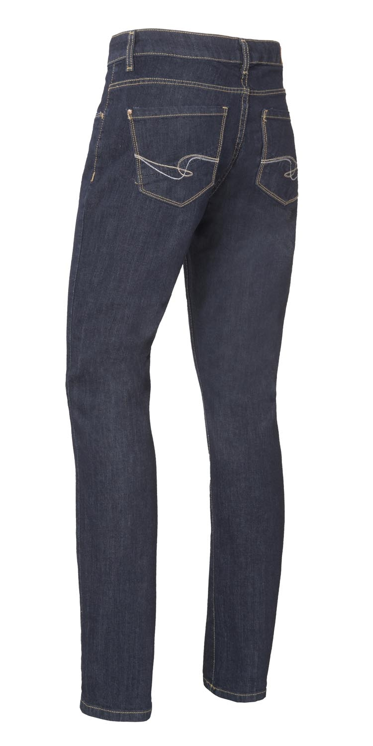 "Brams Paris stretch jeans  "" Lilly ""  Ultra dark"