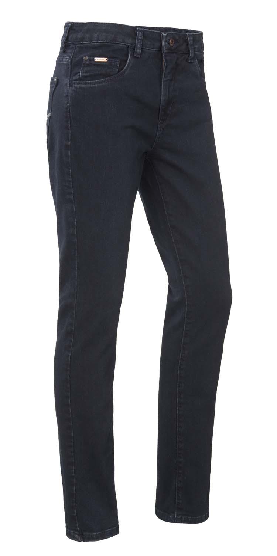 "Brams Paris stretch jeans  "" Lilly ""  Ultra dark"