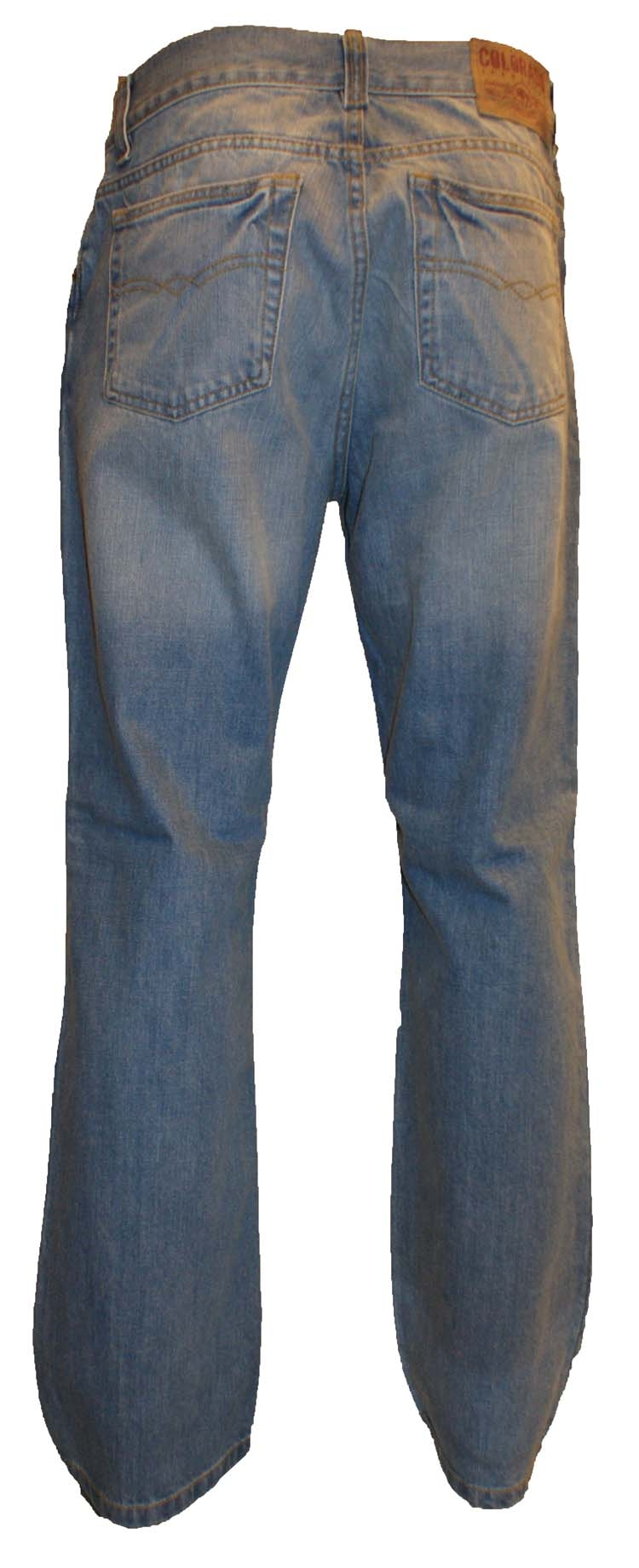 "Colorad jeans  "" Lake ""  Bleach used"
