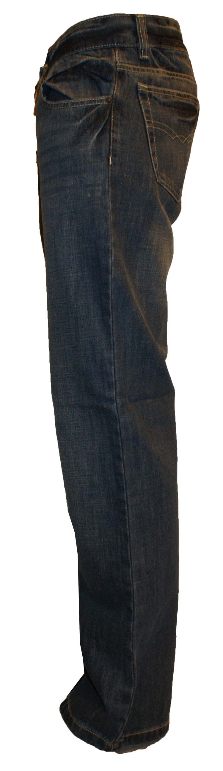 "Colorado / Oklahoma jeans  "" Lake ""  Dirty wash used"