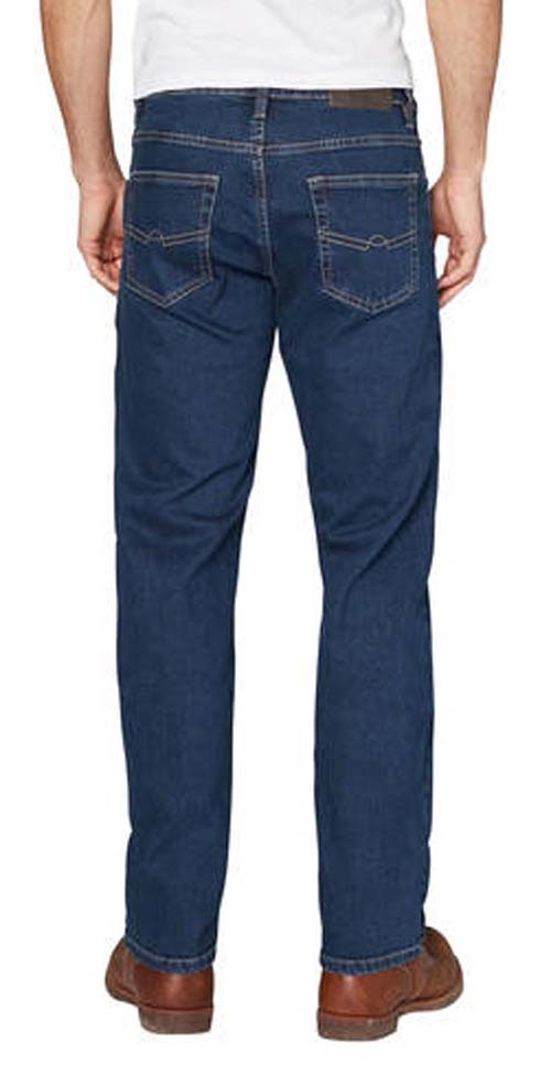"Colorado / Oklahoma stretch jeans  "" Stan ""  Dark stone"