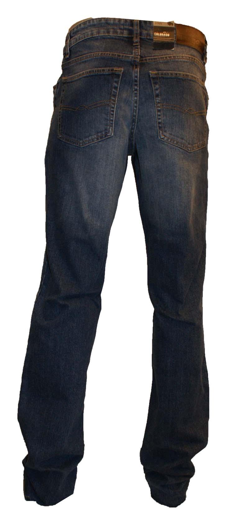 "Colorado / Oklahoma stretch jeans  "" Stan ""  Medium used"