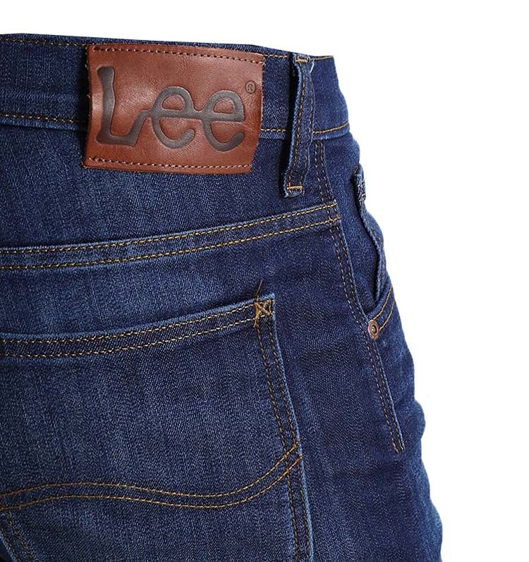 "Lee stretch jeans  "" Daren ""  Ultra dark used"