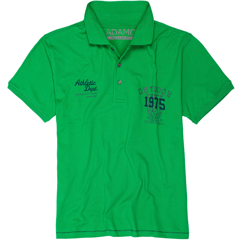 "Polo met korte mouwen  "" Athletic "" groen"