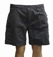 Korte broek met zakken aan de zijkant