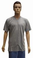 V-hals T-shirt met korte mouwen