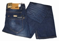 "D'Vespid jeans  "" Straight ""  Ultra dark used"