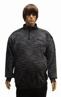 """Sweater met lange mouwen """" GCM """"  Blauw / grijs"""