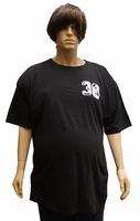 """Shirt met korte mouwen  """" Maxfort """" 38   Zwart"""