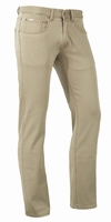 "Brams Paris stretch jeans  "" Hugo ""  Beige"