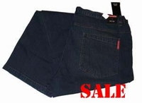 "Jeans XL  Stretch jeans  "" Donker blauw used """