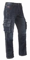 """Brams Paris jeans  """" Willem """"  Zijkant zakken  Dark stone"""
