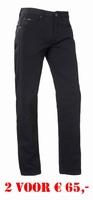 "Brams Paris jeans  "" Tom ""  Black"