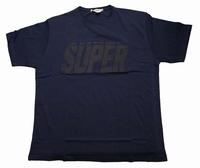 """T-shirt met korte mouwen  """" Maxfort """"  Super   Donker blauw"""