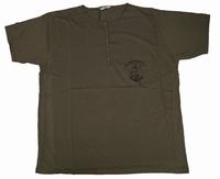 """T-shirt met korte mouwen  """" Maxfort """" Midshipman  Groen"""