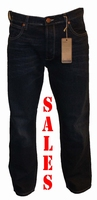 "Wrangler jeans  "" Dustin ""  Dark used"