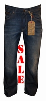 "Wrangler jeans  "" Pittsboro ""  Dark used"
