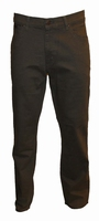 "Wrangler stretch jeans  "" Texas ""  Bruin / groen"