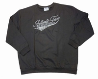 """Sweater met lange mouwen """" Authentic team """"  zwart"""