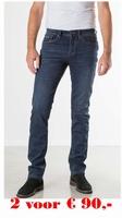 """New Star stretch jeans  """" JV-slim """"  Dark blue"""