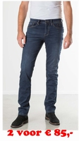 "New Star stretch jeans  "" JV-slim ""  Dark blue"