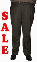Heren pantalon Extra lange lengte