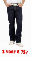 "Maskovick stretch jeans ""  A  Clinton "" Blue / black"
