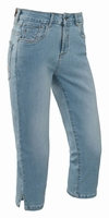 Capri dames stretch jeans