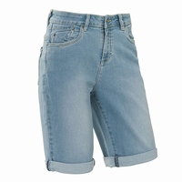 Korte heren stretch broek