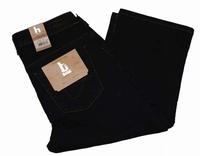 "Capri dames stretch jeans "" Brams Paris "" Donker blauw"