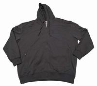 Vest met capuchon