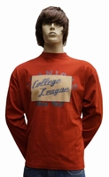"Shirt met lange mouwen "" College League ""  Rood"