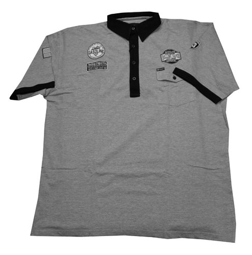 Polo's, T-shirts maat 6XL
